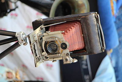 Antique Maps - Camera by Christopher Hoffman