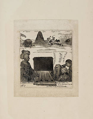 Camera Obscura Art Print by British Library