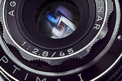 Camera's Eye Art Print