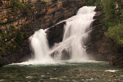 Photograph - Cameron Falls by Mark Kiver
