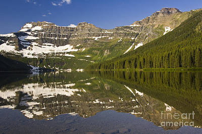 Photograph - Cameron Lake by Dee Cresswell