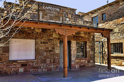 Photograph - Cameron Trading Post by Brenda Kean