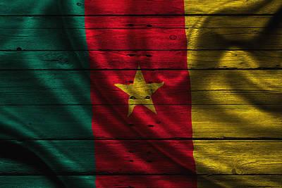 Cameroon Art Print