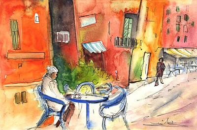 Camogli In Italy 05 Art Print