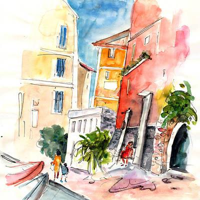 Camogli In Italy 13 Art Print