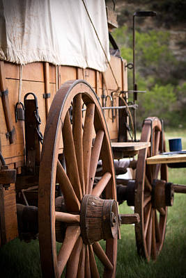 Camp Chuckwagon - Willow Creek Ranch - Wyoming Original