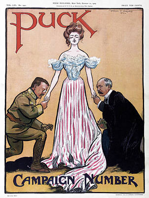 Campaign Number, 1904 Art Print by Granger