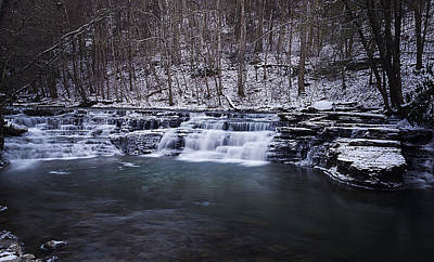 Photograph - Campbell Falls by Melissa Petrey