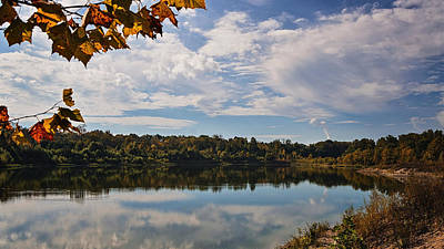 Photograph - Campbell Lake by Diana Boyd