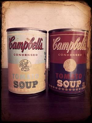 Campbells Redux 2 Art Print