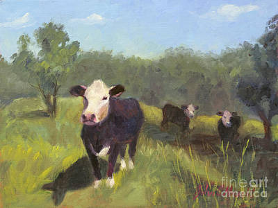 North Carolina Painting - Can I Help You? by John Albrecht