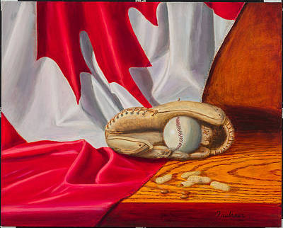 Canada Baseball Original