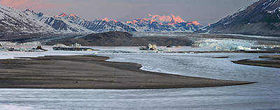 British Columbia Photograph - Canada, British Columbia, Alsek River by Jaynes Gallery