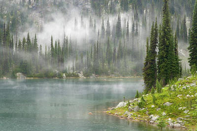 Stoke Photograph - Canada, British Columbia, Revelstoke by Jaynes Gallery