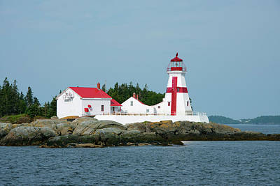 Canada, New Brunswick, Bay Of Fundy Art Print