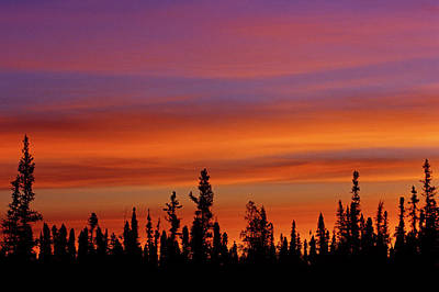 Northwest Territories Photograph - Canada, Northwest Territories, Ft by Jaynes Gallery