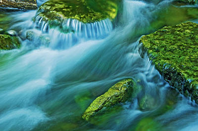 Manitoulin Photograph - Canada, Ontario Kagawong River Scenic by Jaynes Gallery