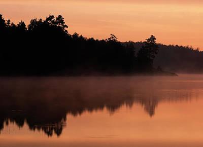 Sudbury Photograph - Canada, Ontario, Sudbury, Tilton Lake by Jaynes Gallery