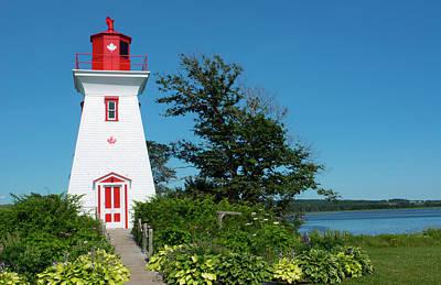 Souris Photograph - Canada, Prince Edward Island, Victoria by Bill Bachmann