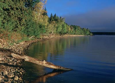 Prince Albert National Park Photograph - Canada, Saskatchewan, Waskesiu Lake by Jaynes Gallery