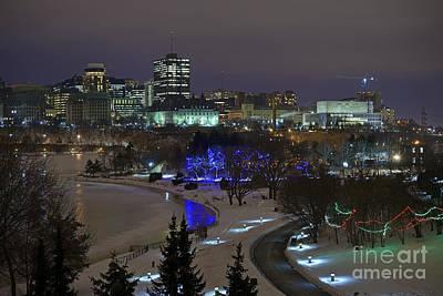 Photograph - Canada's Capital by Joshua McCullough