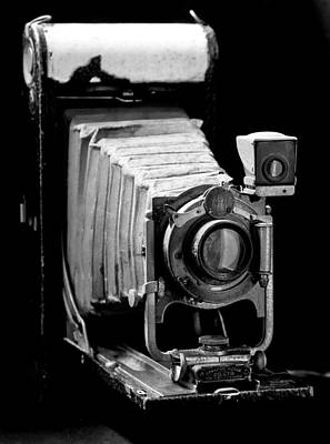 Photograph - Canadian Kodak Black And White Camera by Athena Mckinzie