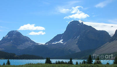 Wall Art - Photograph - Canadian Rockies by Susan Montgomery