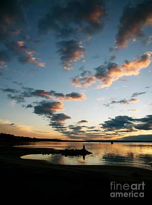 Photograph - Canadian Sunrise IIi by Louise Fahy