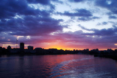 Photograph - Canadian Sunrise by Marilyn Wilson