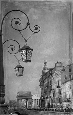 Photograph - Canal Griboedova by Elena Nosyreva