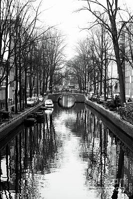 Photograph - Canal by John Rizzuto
