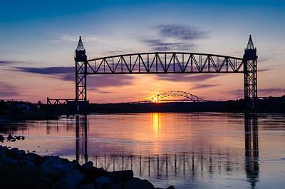 Photograph - Canal Sunrise by Jennifer Kano