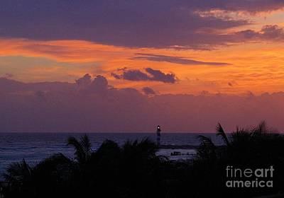 Cancun Lighthouse Print by Halifax photographer John Malone