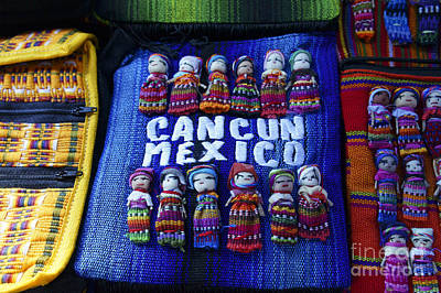 Photograph - Cancun Souvenirs Mexico by John  Mitchell