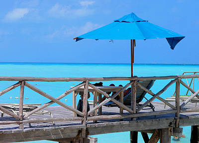 Photograph - Cancun Time by Robert Watson