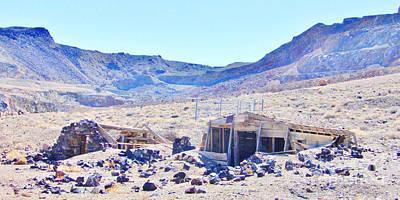 Photograph - Candelaria Nevada 2 by Marilyn Diaz