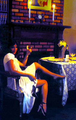 From The Kitchen - Candlelight Romance by Dan Terry