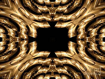 Photograph - Candles Abstract 3 by Rose Santuci-Sofranko