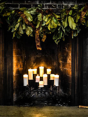 Photograph - Candles For Epiphany by Ronda Broatch