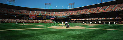 Ballpark Photograph - Candlestick Park San Francisco Ca by Panoramic Images