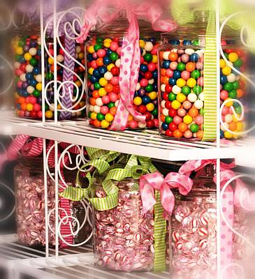 Photograph - Candy Candy by Nadalyn Larsen