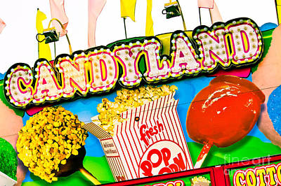 Photograph - Candyland by Colleen Kammerer