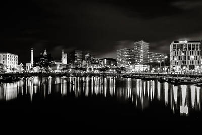Amazing Stories Photograph - Canning Dock Liverpool by Wayne Molyneux