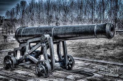 Photograph - Cannon 1812 by Bianca Nadeau