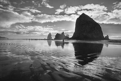 Photograph - Cannon Beach by Angie Vogel