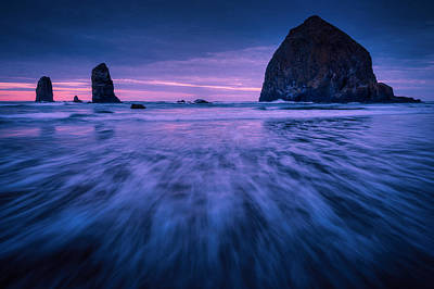 Photograph - Cannon Beach Dreaming by Dan Mihai