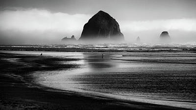 Oregon Coast Wall Art - Photograph - Cannon Beach by Martin Rak