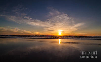 Photograph - Cannon Beach Sunset Vision by Mike Reid