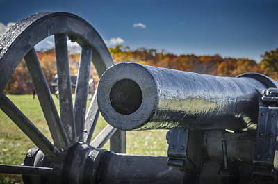 Photograph - Cannon Bore by Bradley Clay