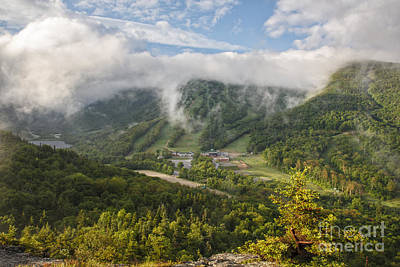 Bald Mountain Photograph - Cannon Mountain - White Mountains New Hampshire Usa by Erin Paul Donovan